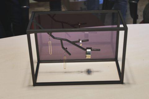 espoistore per gioielli da design concorso DACA Vetrina D'autore